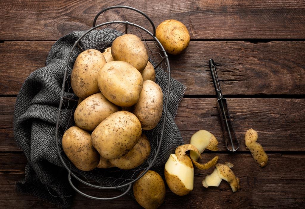 Картофельная диета - худеем наслаждаясь вкусом