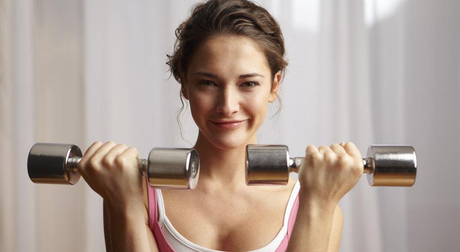 6 мифов о женских силовых тренировках