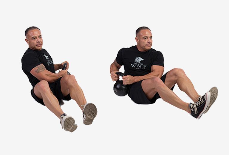 Упражнения с гирей: топ 30 упражнений | бомба тело