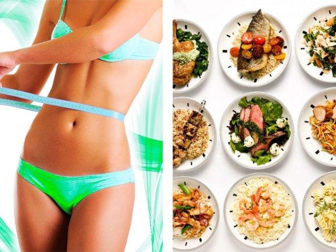 Как похудеть исжечь жир замесяц