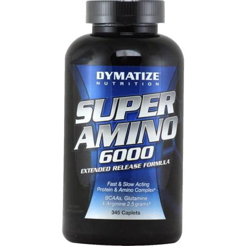 Super amino 6000 от dymatize: как принимать, состав и отзывы