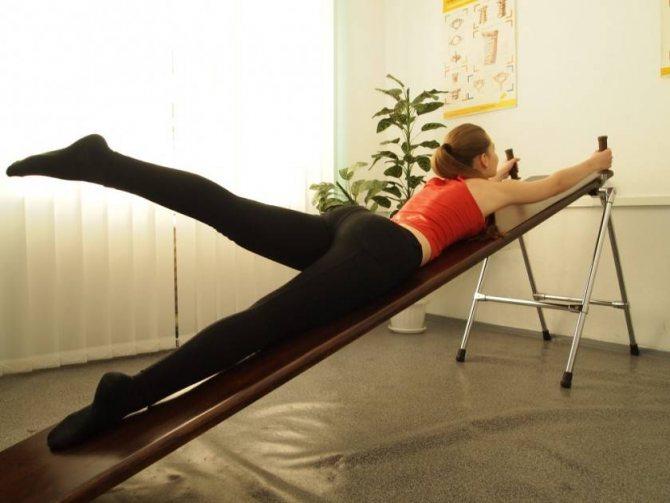 Доска евминова — что это за тренажер, основные упражнения для позвоночника