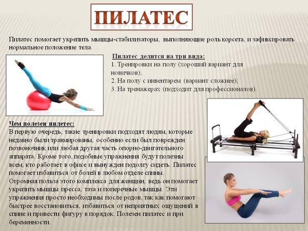 Статические упражнения для похудения и развития силы