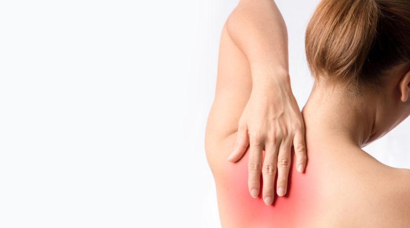 Топ 9 причин, почему болит под левой лопаткой сзади со спины
