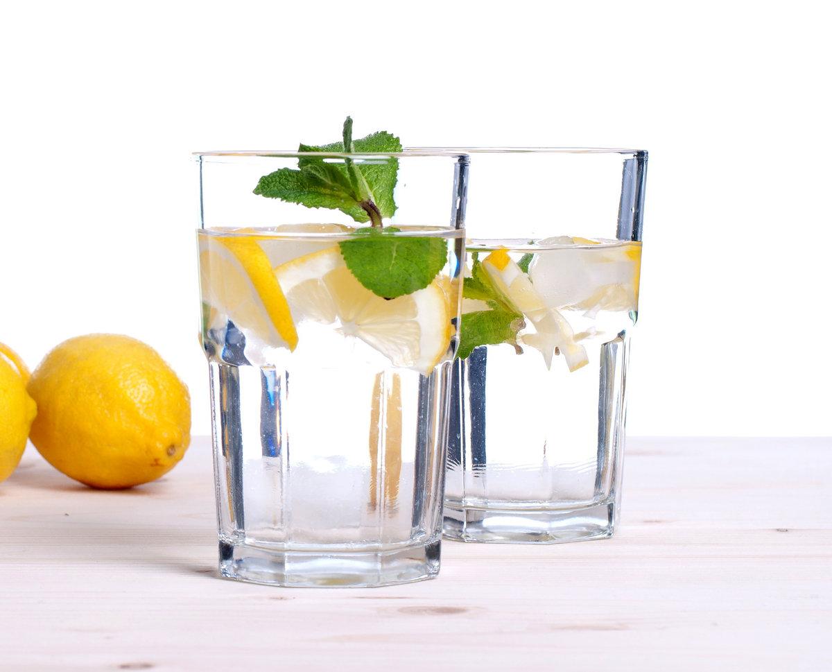 Лимонная вода натощак, и вот какие результаты!