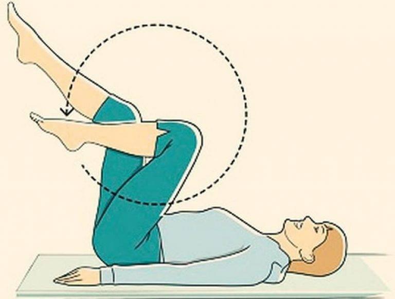 Упражнения для разгона лимфы: примеры гимнастик