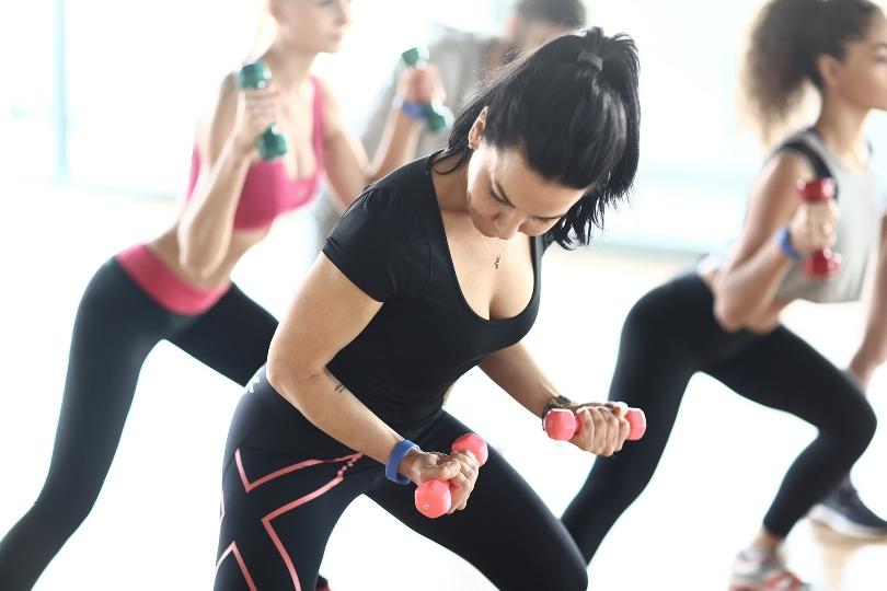 Групповые тренировки: виды и особенности фитнес-занятий