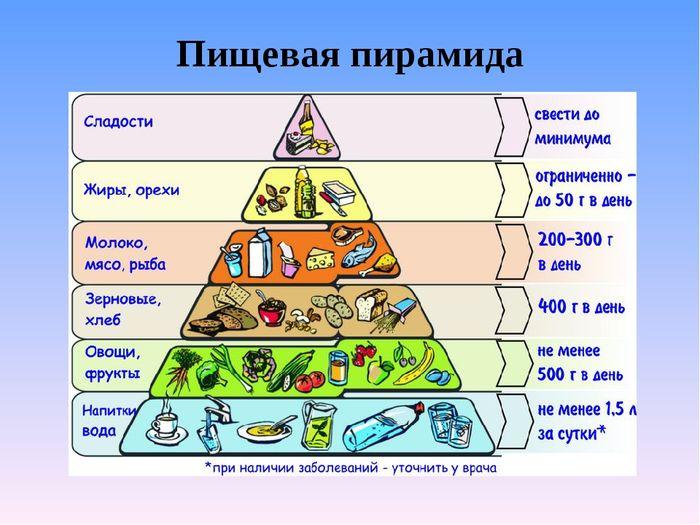 Здоровое питание: правила, основы, продукты, пищевая пирамида :: herbalist.ru - фитотерапия - рецепты народной медицины