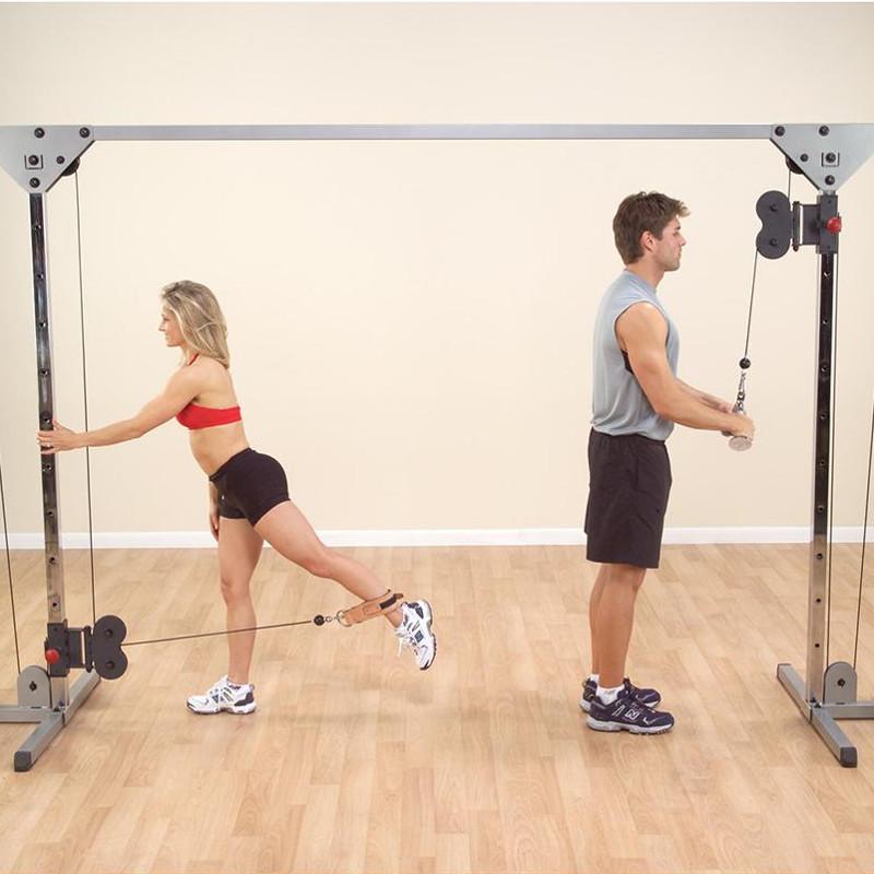 Упражнения на кроссовере для женщин