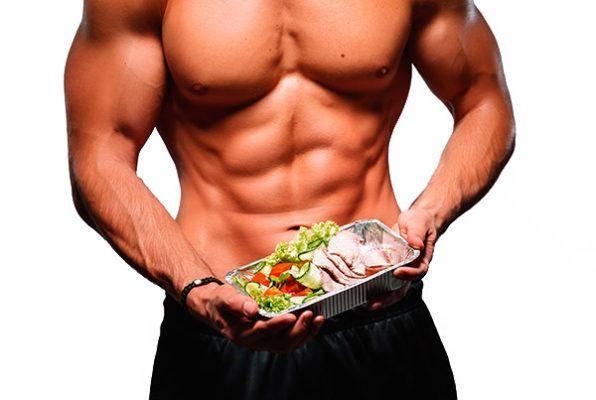 Правильное питание для роста мышц – питание в бодибилдинге