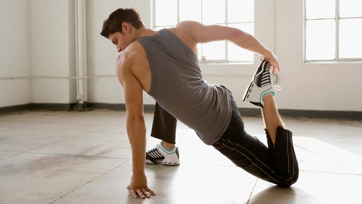 Заминка после тренировки. как делать упражнения для заминки
