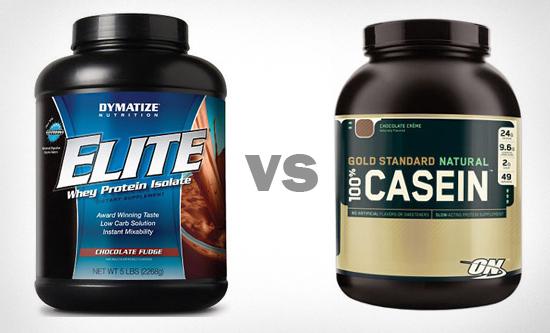 В чем разница сывороточного протеина и казеина и какой лучше принимать при тренировках