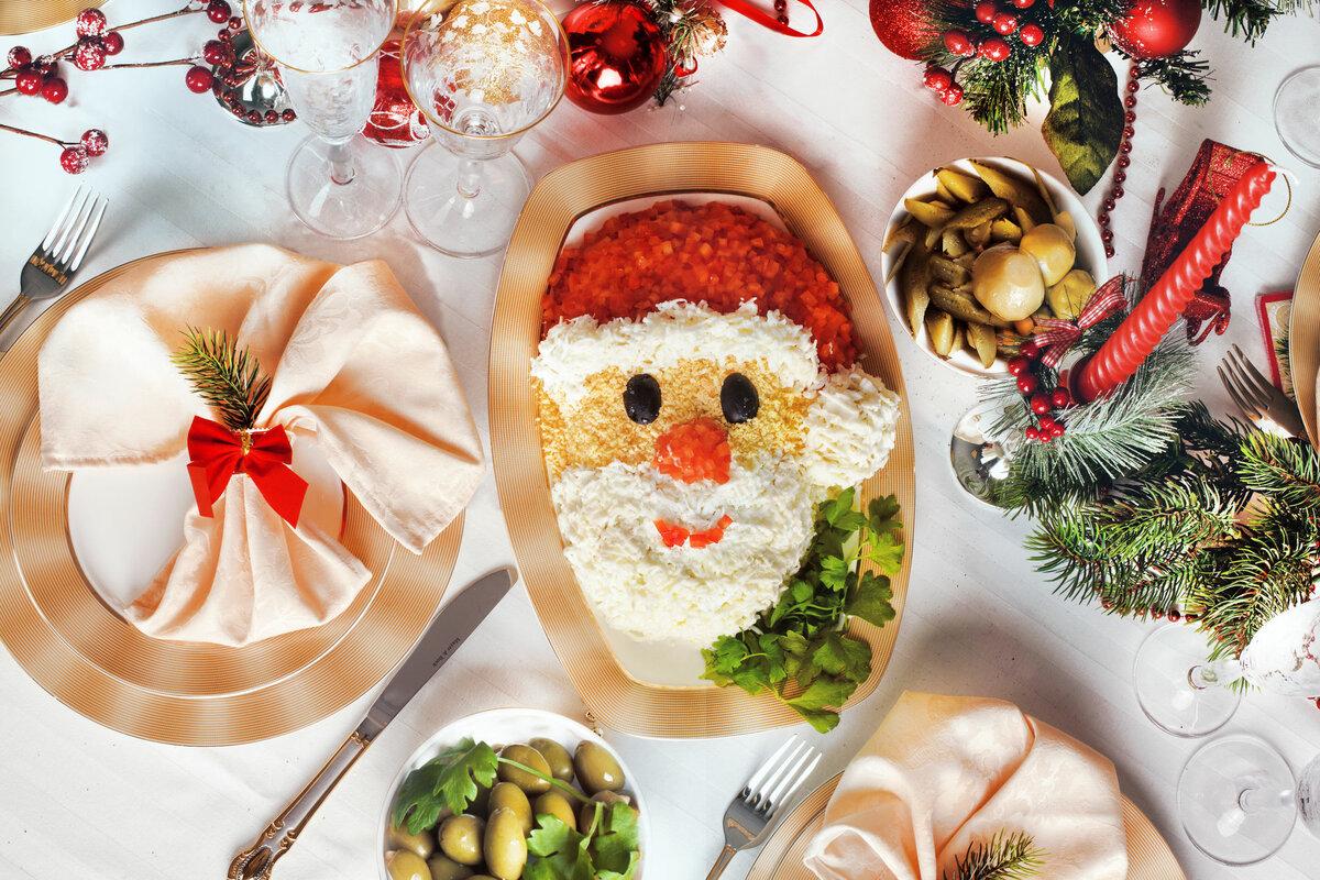Пп-меню на новый год: уникальные рецепты правильного питания