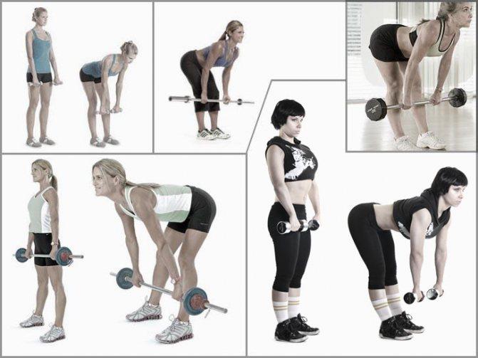 Как накачать попу в зале – комплекс упражнений