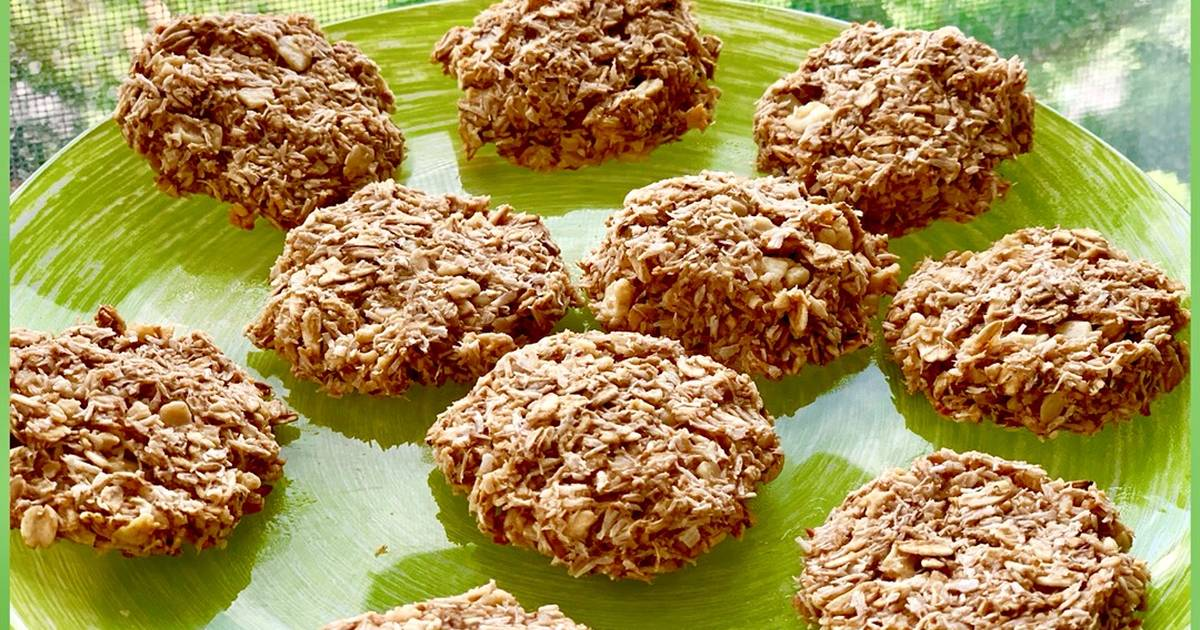 Овсяное печенье в домашних условиях - 10 рецептов с фото пошагово