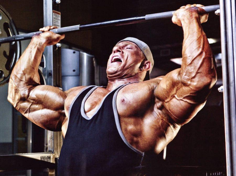 Мышечный отказ на тренировке