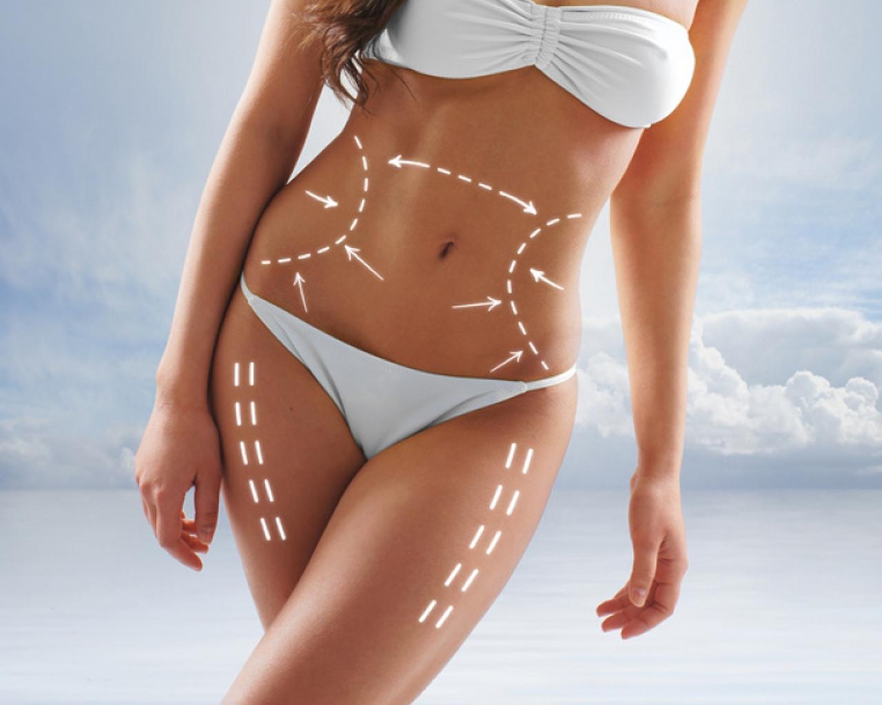 Программы коррекции фигуры – спа программы для похудения в москве в салоне spa cocktail