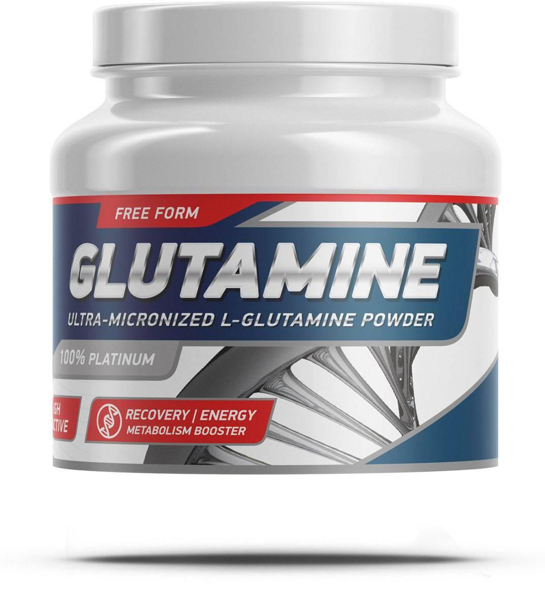 Глутаминовая кислота: как принимать, для чего нужна аминокислота l-глютамин в спортивном питании
