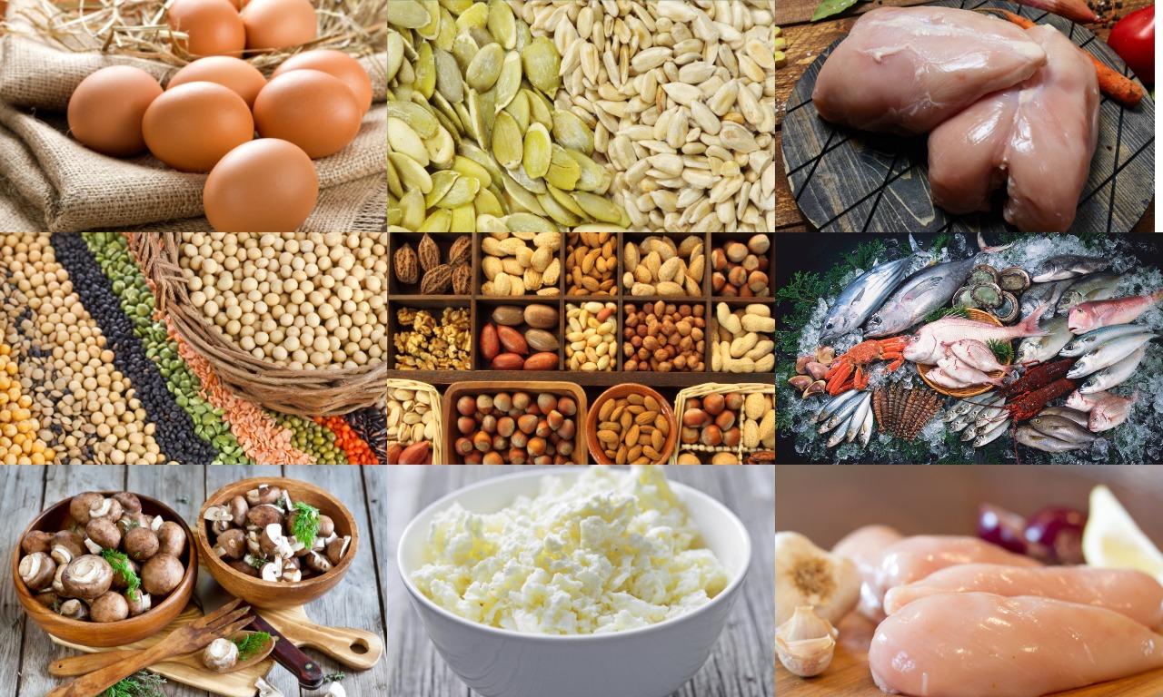 Какие продукты можно есть при сушке тела и какие нельзя