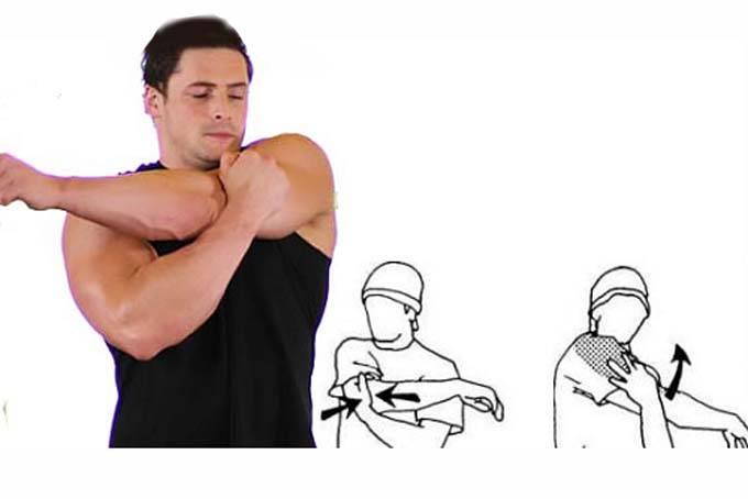 Упражнения на трицепс: как накачать трехглавую мышцу в домашних условиях мужчине