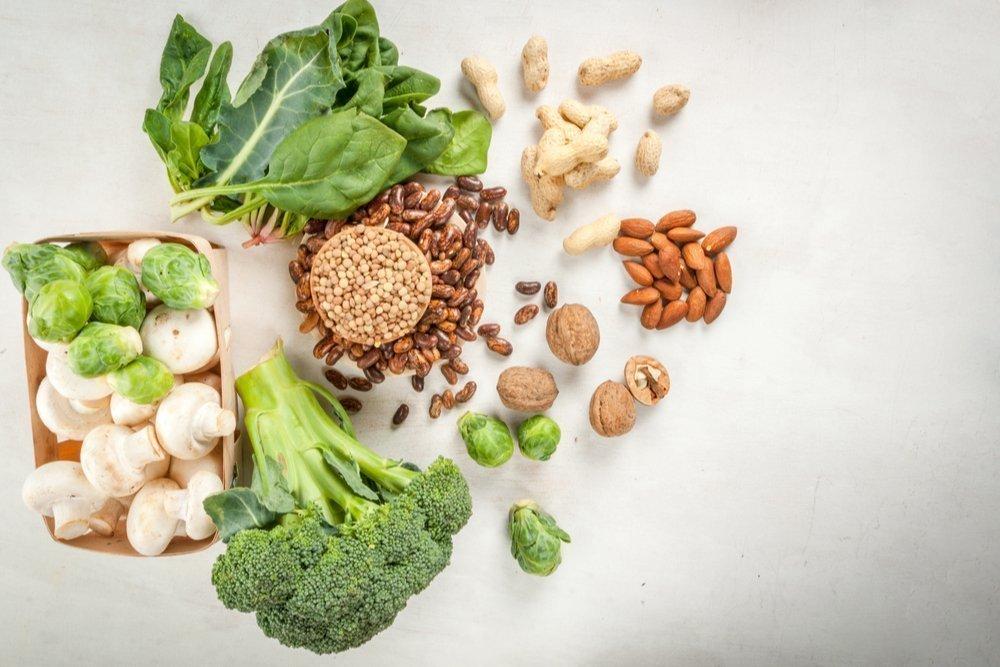 Источники белка для вегетарианцев и веганов