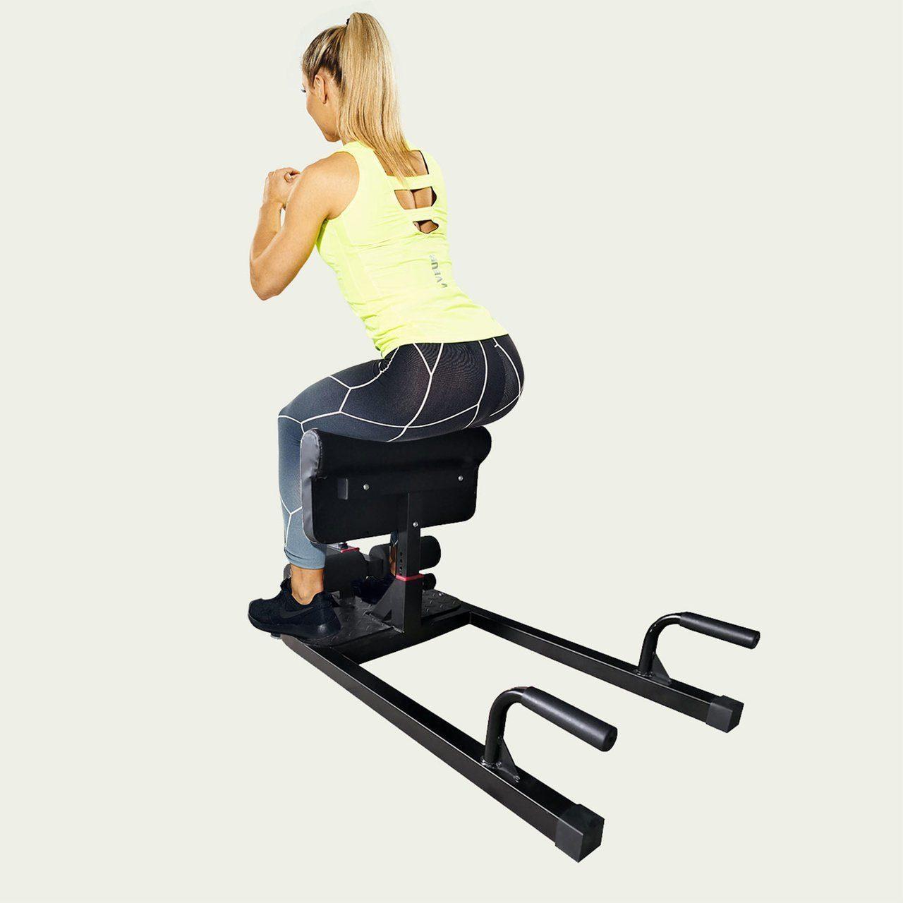 Сиси приседания: упражнение для тренировки квадрицепса, правильная техника выполнения, рекомендации, корректировки и практические советы по применению сиси приседаний во время своих тренировок ног