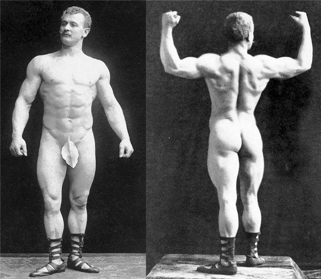 Возникновение и развитие атлетизма. часть №2