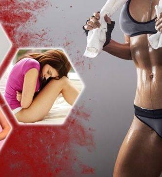 В каких случаях можно заниматься спортом при месячных, а когда нет