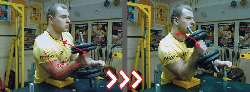 Как тренировать руку для армрестлинга? – советы чемпиона рукоборца