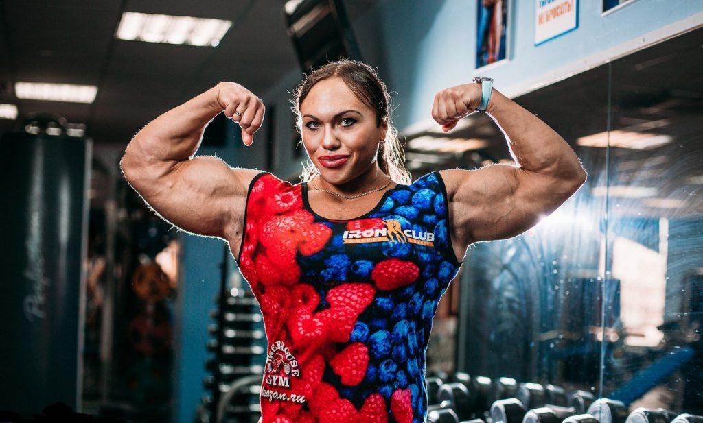 Женщины-бодибилдеры: россия, фото, красивые, наталья трухина - 24сми