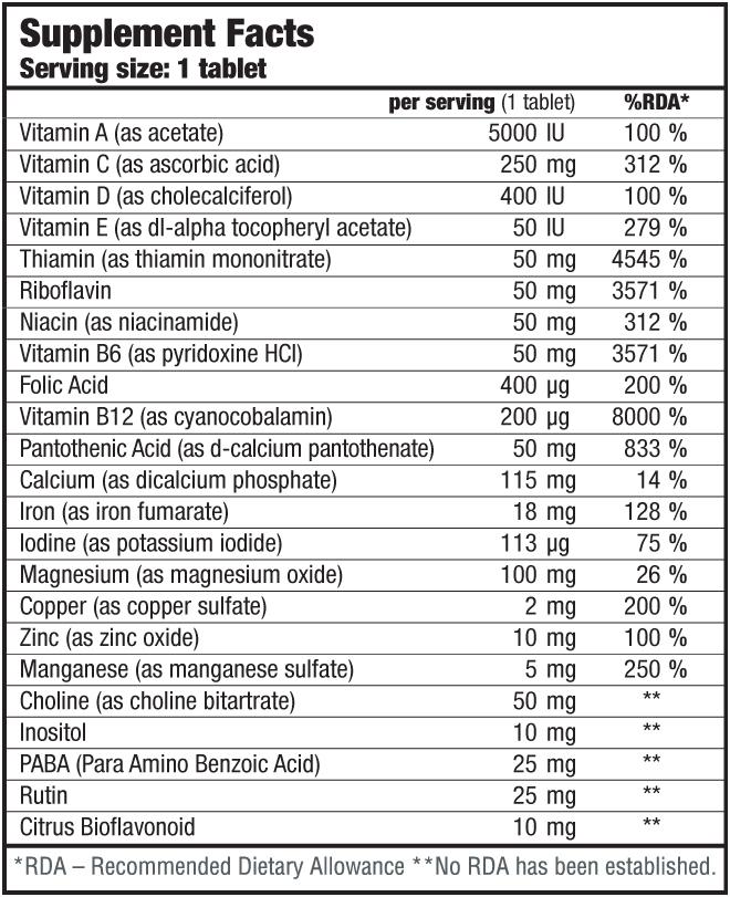 Biotech usa vitabolic (30 таблеток)