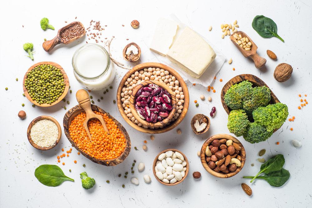9 лучших видов протеина для веганов