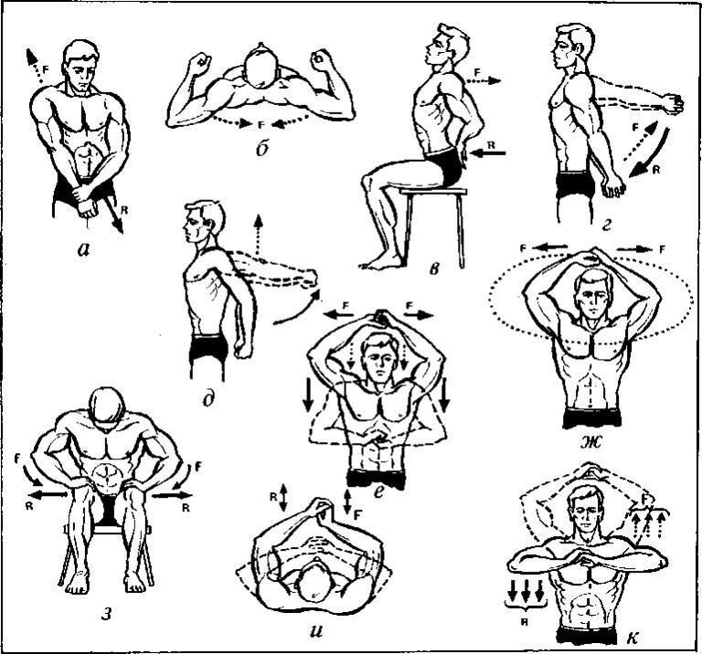 6 поз йоги при болях в шее, плечах и воротниковой зоне