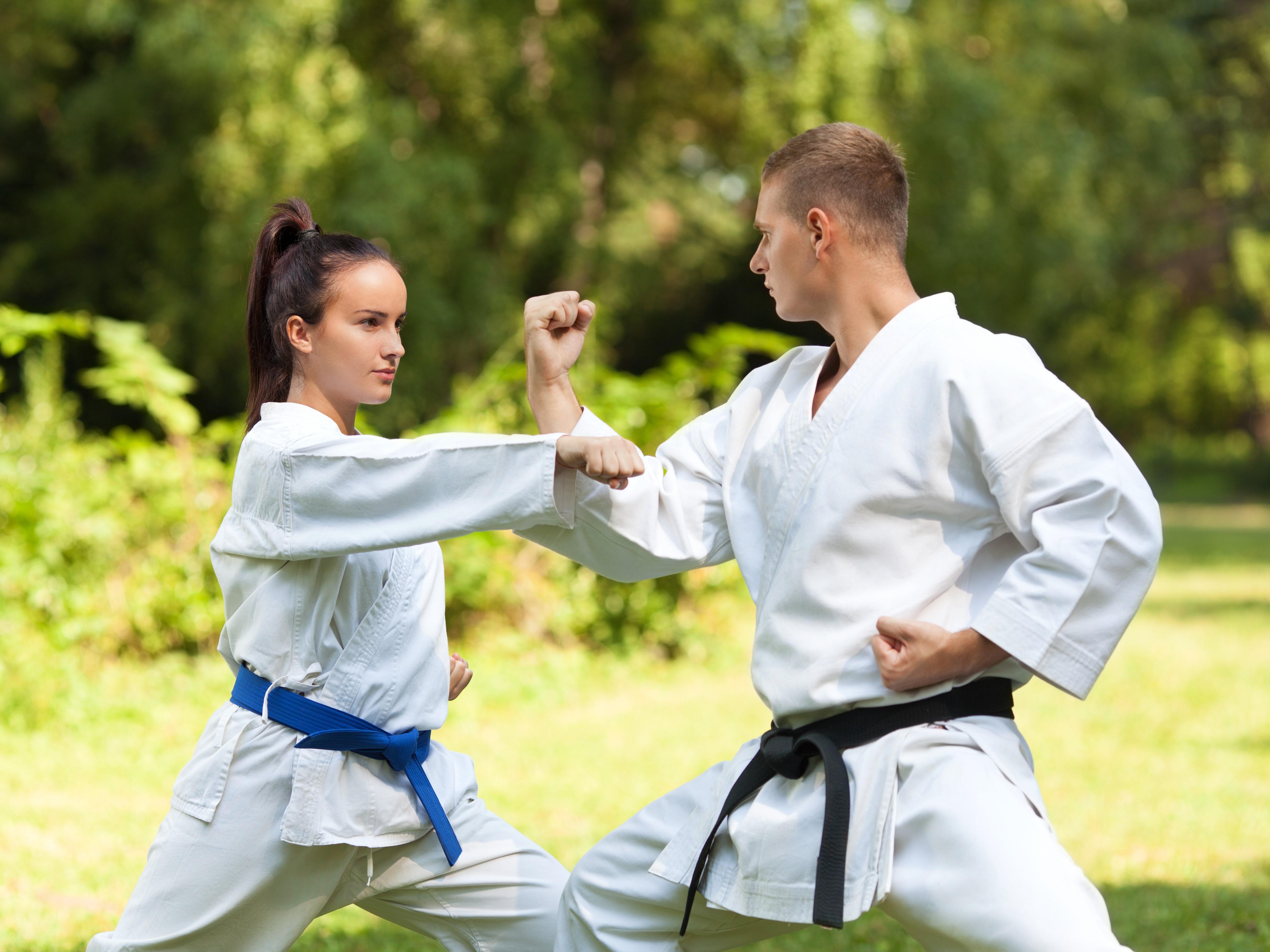 О мотивации и пользе единоборств, занятий спортом - портал обучения и саморазвития