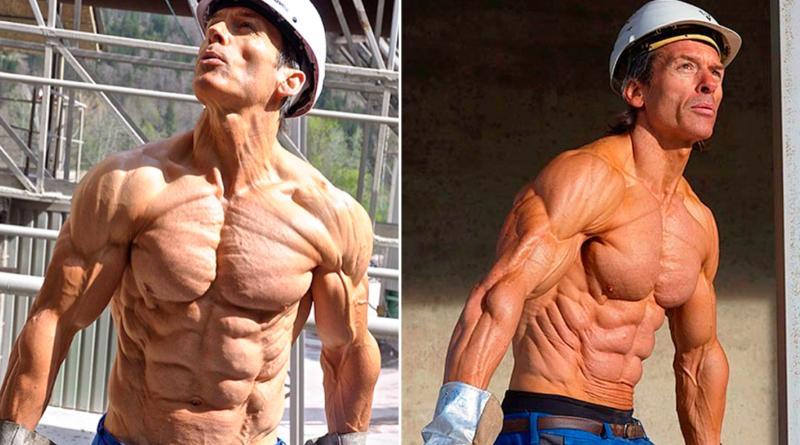 Helmut strebl - greatest physiques
