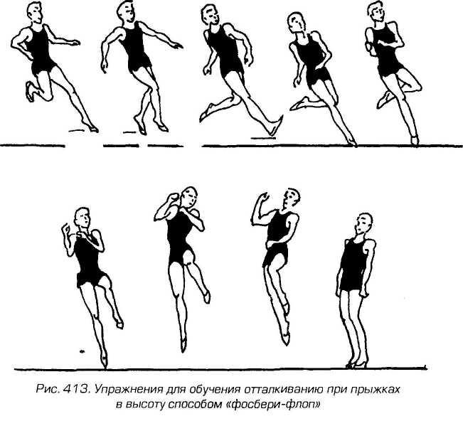 Как научиться прыгать высоко: тренировка прыгучести