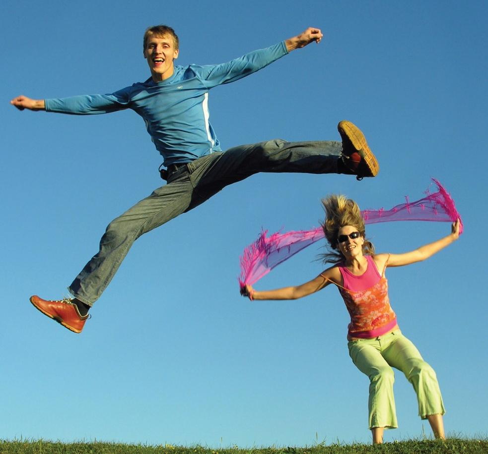 Как стать энергичным весь день: советы, которые помогут стать энергичным человеком