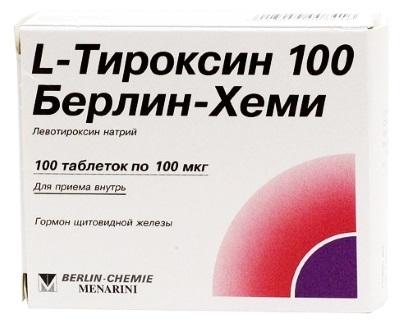 L-тироксин - инструкция по применению, цена, аналоги и отзывы