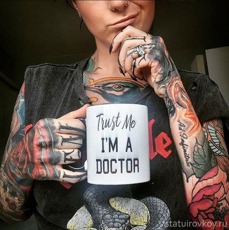 Первая татуировка. объясняем все, что нужно знать перед походом к тату-мастеру. 21.by