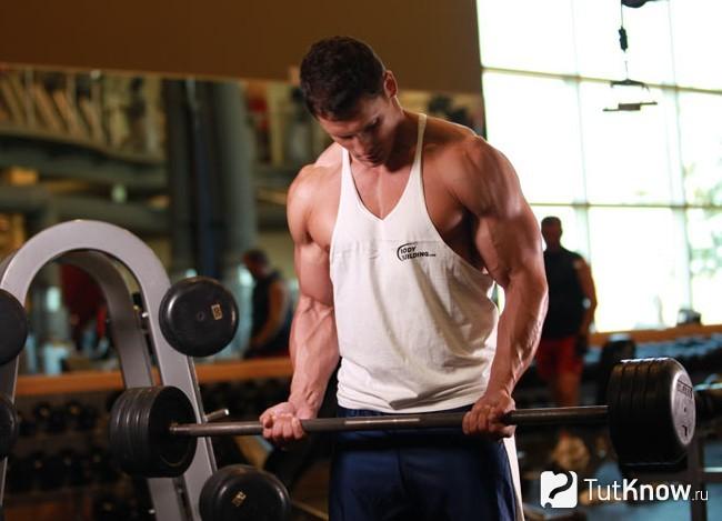 Максимально эффективная тренировка для роста силы