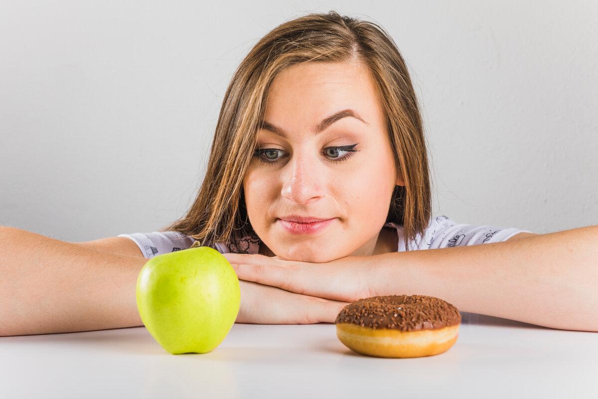 Как утолить голод во время диеты - голод физиологический и психологический |