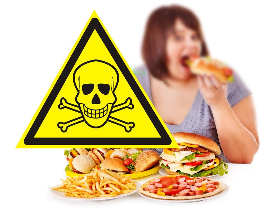 Почему вредная еда вкусная