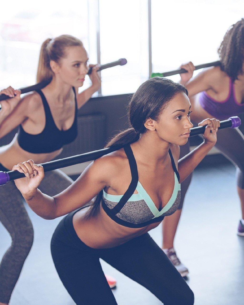 6 мифов о женском фитнесе - dailyfit