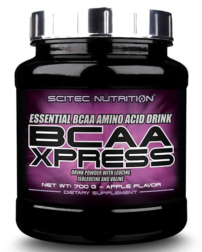 Bcaa xpress от scitec nutrition какая польза для здоровья? scitec nutrition bcaa express 700 г как использовать?