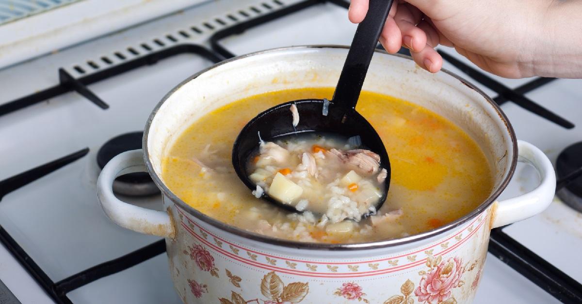 Обязательно ли есть суп