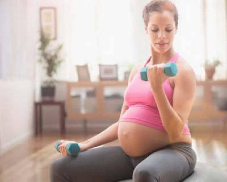 Беременность и спорт - по неделям: нагрузки и противопоказания