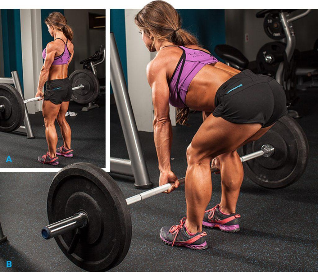 Становая тяга: польза и вред для мужчин и женщин