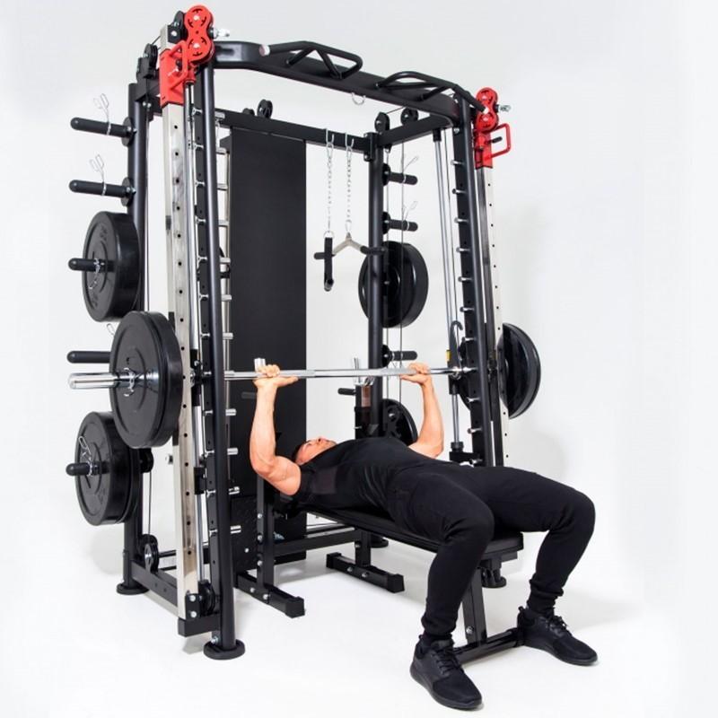 Как выбрать самые лучшие многофункциональные силовые тренажеры? | «спортвагон»