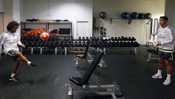 Хочешь тело, как у криштиану роналду? узнай, как он тренируется!