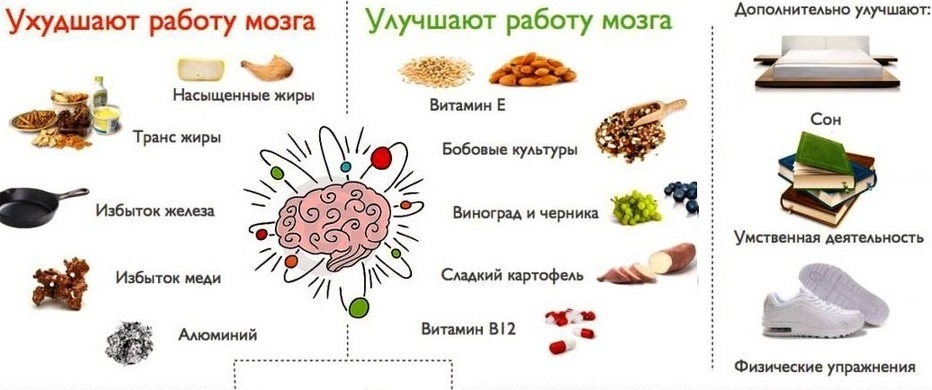 Как улучшить память и работу мозга? тренировки мозга с помощью упражнений. что улучшает память и повышает умственные способности?